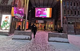 Gradvis gjenåpning av Oslo, men kjøpesentre og treningssentre fortsatt stengt, og skjenkestoppen fortsetter