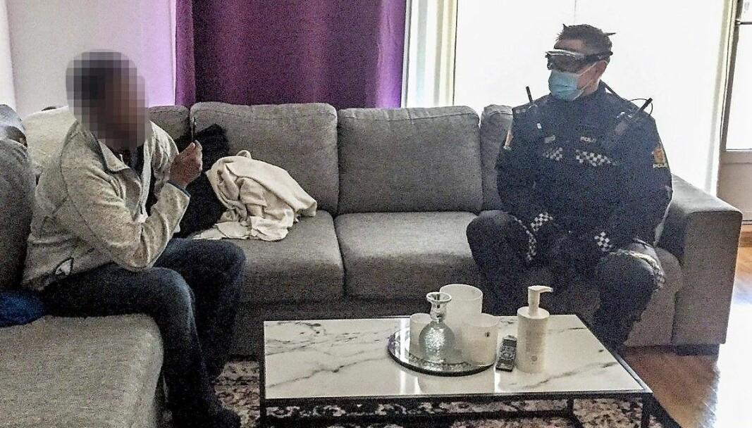 Familien Jama bor nå spredd på flere adresse etter at de tidligere i februar ble kastet ut av den kommunale leiligheten på Tøyen.