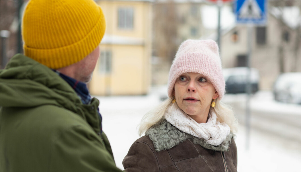 Rektor ved Kampen skole, Hanne Hauge, sier et av målene for 2021 er å jobbe for at folk ikke slutter ved skolen. – Stemningen ved skolen er lettere, og vi praktiserer åpen dialog og transparens.