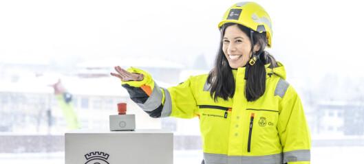 I dag startet arbeidet med å skaffe en ny vannforsyning til Oslo, på Huseby