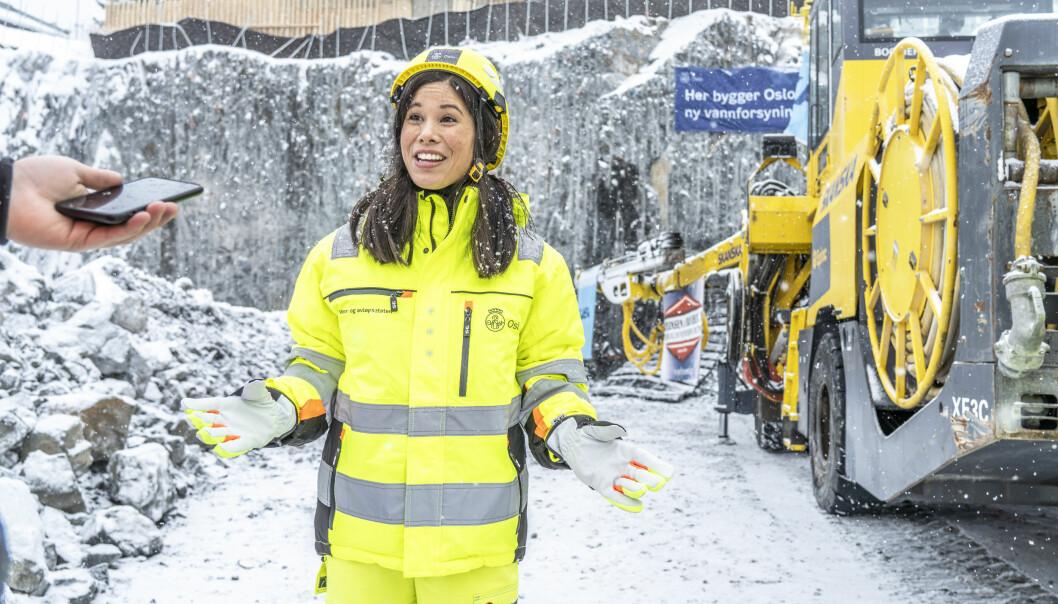En feil på dagens vannforsynings-system i Oslo kan få alvorlige konsekvenser. Torsdag startet arbeidet med en alternativ vannforsyning til hovedstaden.