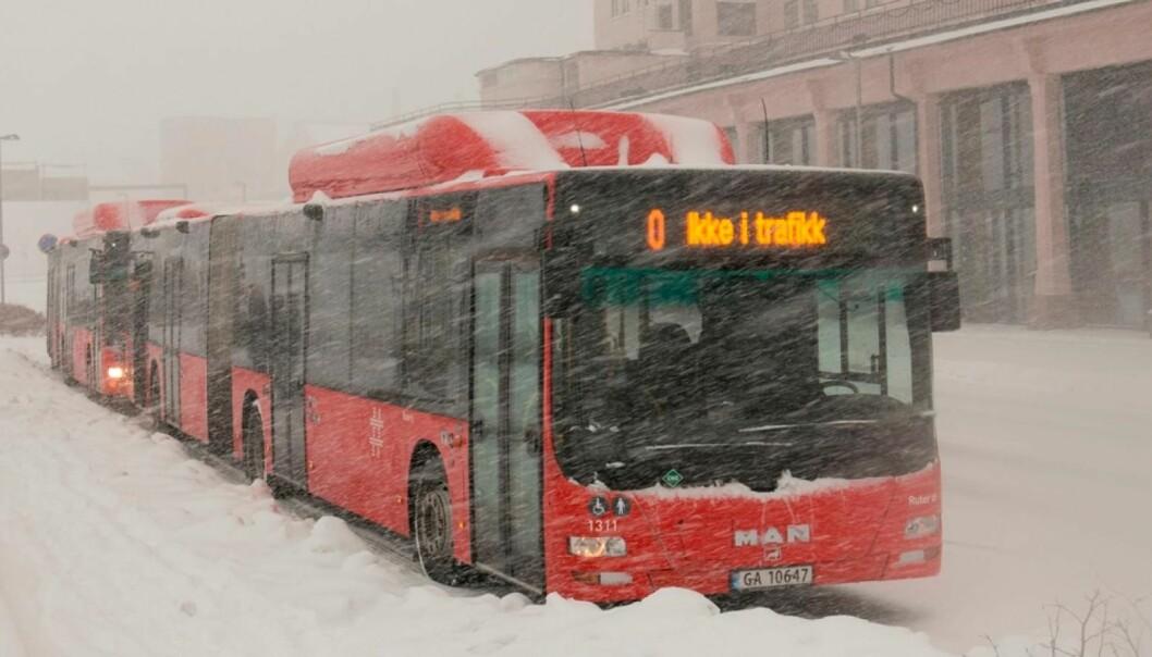 50 sjåfører er satt i korona, men bussjåførene har snudd seg rundt og tatt vakter de egentlig ikke var satt opp på.