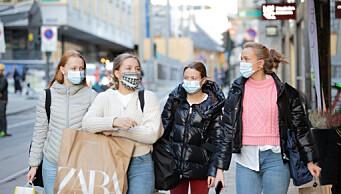 Smitteutbrudd blant unge på Oslo vest
