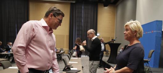 Frp-topper peker på Tybring-Gjedde som toppkandidat i Oslo