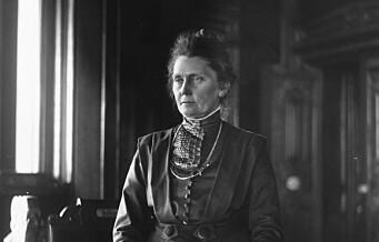 Hun kjempet for kvinners stemmerett. Nå reises det statue av Anna Rogstad foran Stortinget