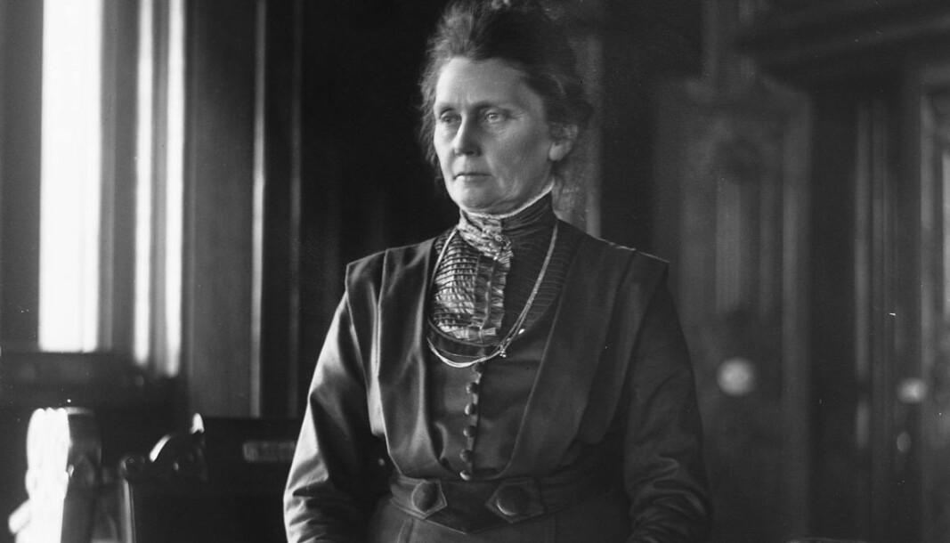 — Vi ønsker å gi Anna Rogstad hennes rettmessige plass i historien og vår kollektive bevissthet, sier stortingspresident Tone Wilhelmsen Trøen.