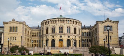 Stortingsrestauranten åpen til tross for Oslo-forbud