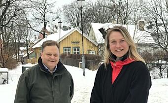 De vil skape nytt liv i byens eldste skole - den fredede Biermannsgården fra 1700-tallet