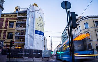 Massetesting av bygningsarbeidere i Oslo. Kommunen starter på egne byggeplasser