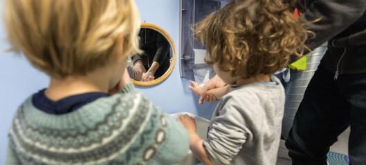 Langt flere barnehageonkler i Oslo enn i resten av landet