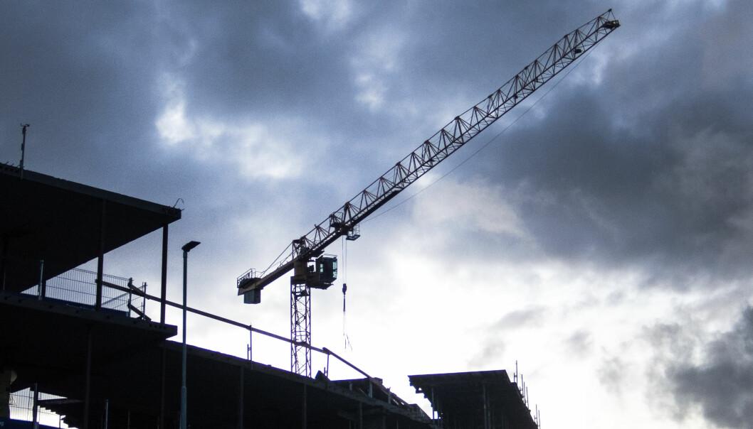 Det skuffende klimaregnskapet henger ikke minst sammen med byggeaktiviteten, som medfører store utslipp både fra transport, maskiner og materialforbruk, skriver Beate Folkestad Habhab (MDG).