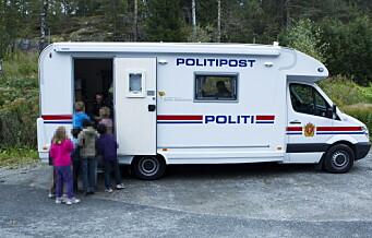 – Nei takk til en sentralisert politistasjon for hele Oslo øst. Vi trenger lokale politiposter i bydelene