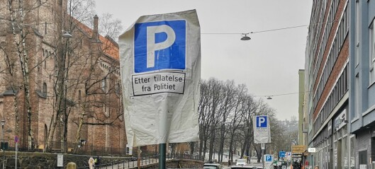Politiansatte på Grønland har fått kommunale p-plasser reservert til sine private biler