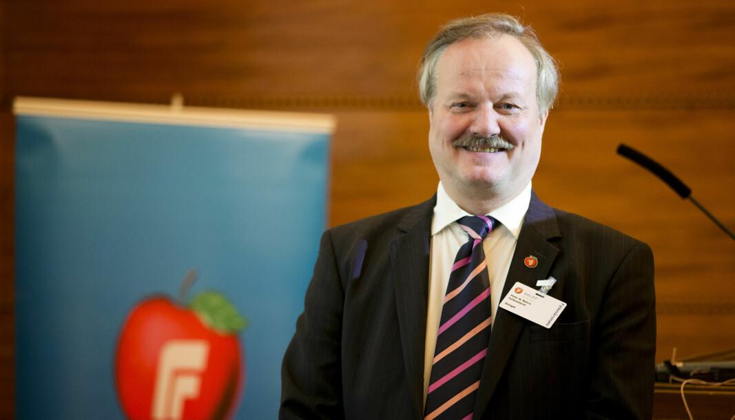 Leder av Oslo Frp, Peter N. Myhre, trekker seg fra vervet med umiddelbar virkning.