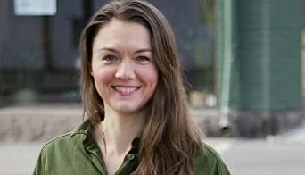 Sigrid Heiberg (MDG) jubler over den siste målingen og gleder seg til valgkampen.