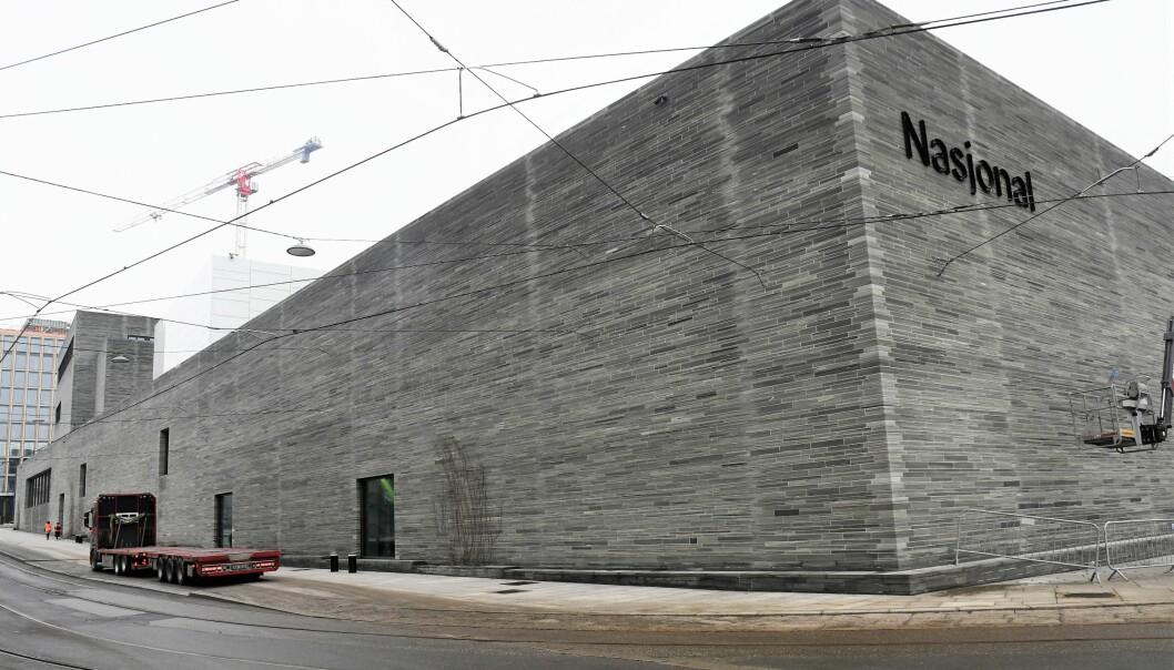 Det nye Nasjonalmuseet blir ved åpningen Nordens største kunstmuseum.