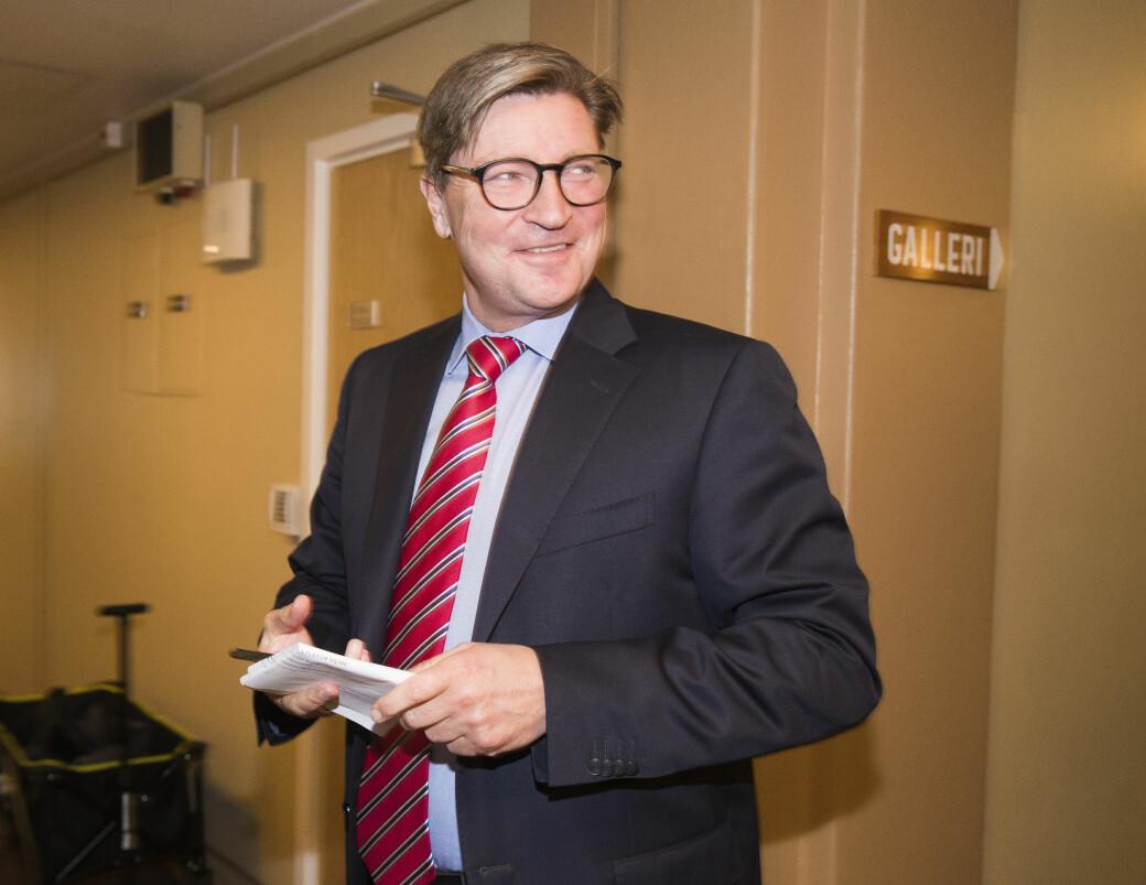 Christian Tybring-Gjedde rykker opp på lista Oslo Frps nominasjonskomite la frem før årsmøtet i fylkespartiet tar endelig stilling til hvem som nomineres til stortingslista 13. mars.