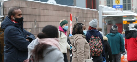 Kraftig nedgang i innvandring gjør at Oslo fortsatt ikke har passert 700.000 innbyggere
