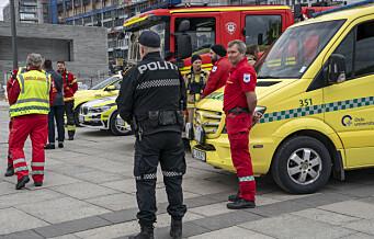 Politiet i Oslo vil ha egne psykiatriambulanser