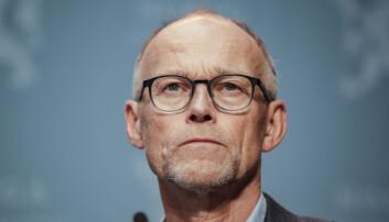 Fagdirektør Frode Forland i Folkehelseinstituttet sier at det er Agder og Oslo som trekker smittetallene opp.