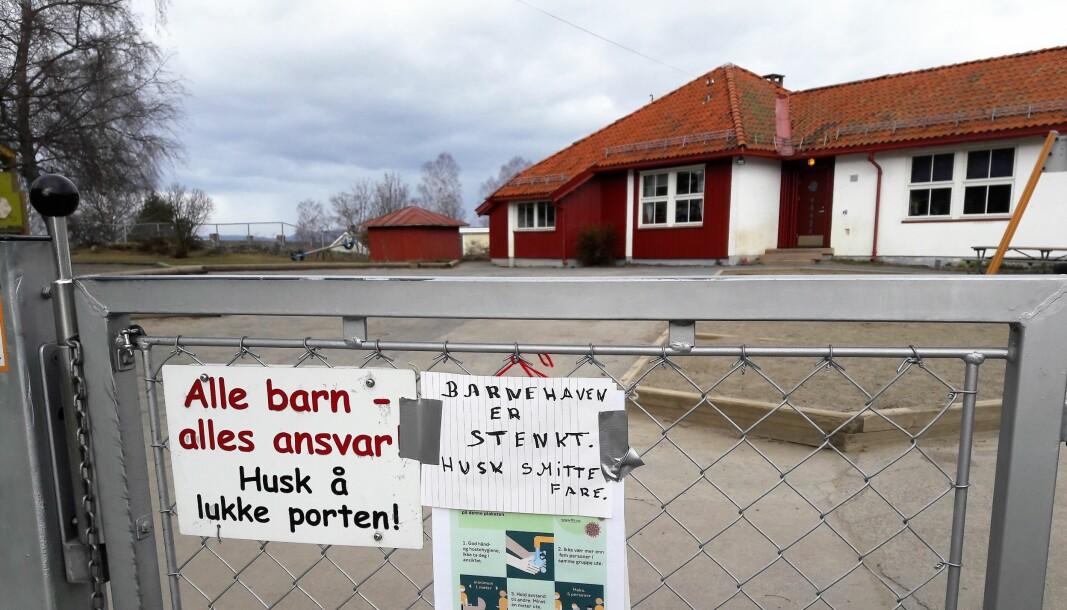 – Vi behandler dette som et utbrudd med mutert virus inntil det motsatte er bevist, sier assisterende bydelsoverlege Mari Skaugen Tindberg.