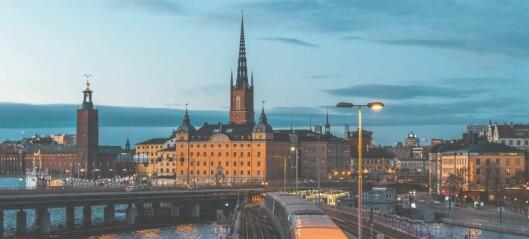 Hurtigtog mellom Stockholm og Oslo vil kunne flytte over en million passasjerer fra fly til tog