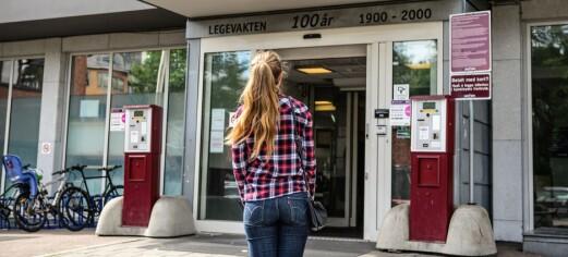 – Legevaktene i Oslo bør tilby pasientene muligheten til å rose og rise dem