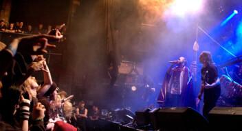 Infernofestivalen stoppes av koronapandemien. Metallfesten skulle etter planen avholdes på Rockefeller