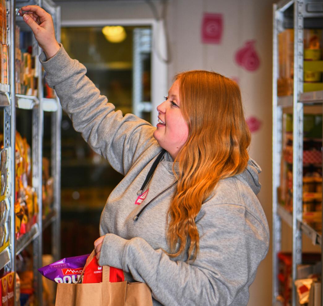 Foodora market, heter konseptet, og den første butikken åpner i Oslo mandag 22. februar.