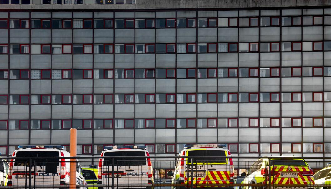 Politihuset på Grønland samler Oslo politidistrikts ledelse og operasjonssentral samt avdelinger som Beredskapstroppen og Grønland politistasjon.