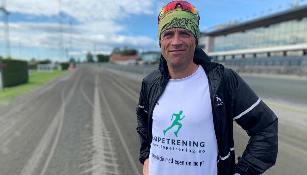 Andreas Gossner, løpetrener og daglig Leder i Løpetrening, er en av dem som står bak nyvinningen innen mosjonsløp.