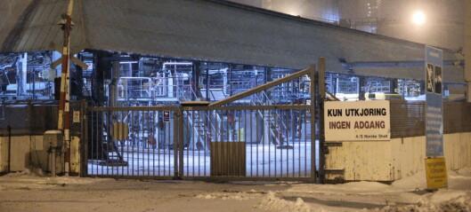 Person kritisk skadd under arbeid i en lift på Sjursøya