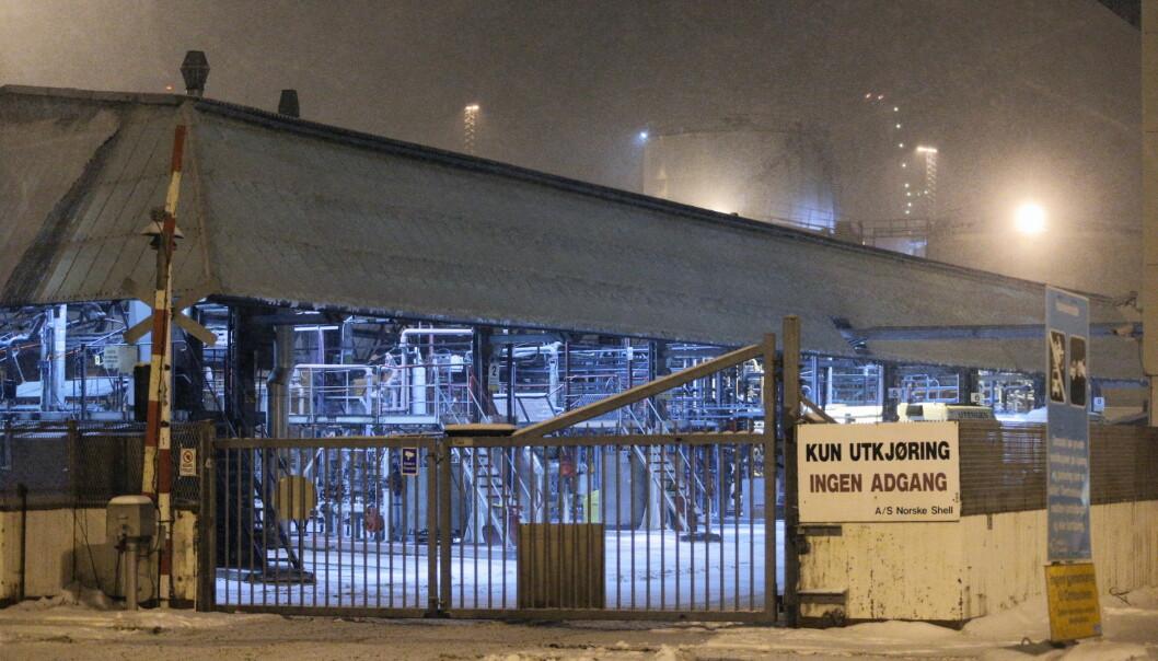 Den skadete arbeidstakeren er hardt skadd etter arbeidsulykken på Sjursøya.