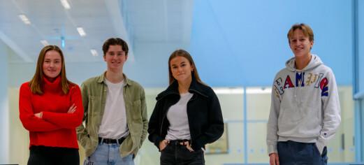 Russestyret på Ullern videregående ønsker å samkjøre feiringen med naboskolene under russetiden