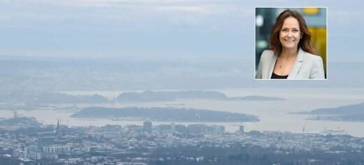 Miljødirektoratet fant feil. Med et knips gikk Oslos utslipp av klimagasser ned med hele 6,7 prosent. – Oppmuntrende
