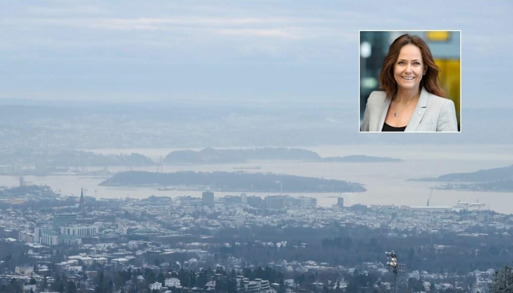 – Det er oppmuntrende å se at utslippene går ned. Samtidig må det betydelig sterkere reduksjoner til skal vi nå klimamålet i 2030, sier Heidi Sørensen.