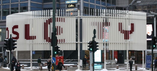 Netthandelen i Oslo eksploderte da kjøpesentre og varehus ble stengt i januar