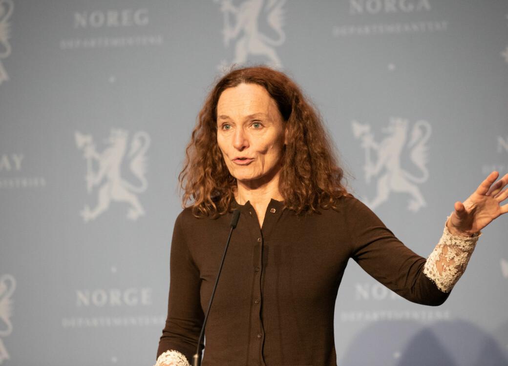 — Dette gjør situasjonen spesielt i Oslo utfordrende, og det er viktig med gode, raske og treffsikre tiltak for å få kontroll og få smitten ned, sier FHI-direktør Camilla Stoltenberg.