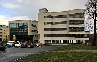 Branntilløp i pasientrom på Lovisenberg sykehus. Ingen pasienter eller ansatte skal være skadd