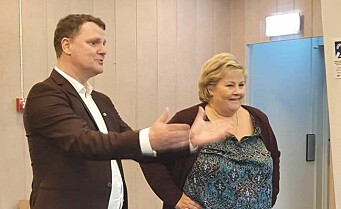 - Kom og se smittesporing og vaksinering i bydel Frogner! Jens J. Lie (H) inviterer partifelle og Molde-ordfører til byen