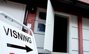 Tidenes høyeste prisøkning og rekordrask omsetning av brukte Obos-boliger i Oslo: - Tyder på marked i ubalanse