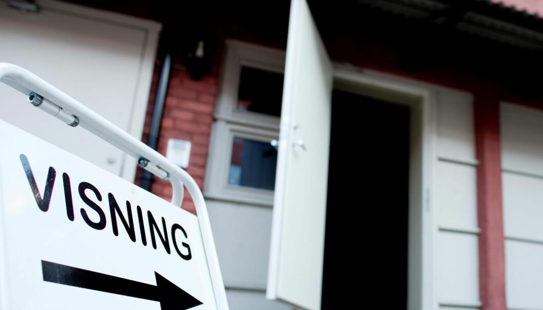 Prishoppet i februar er det største som noen gang er registrert for brukte OBOS-boliger.