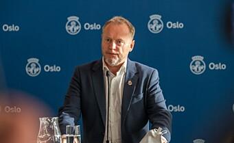 Raymond Johansen etter avsløring: -Statsministerens kontor arbeidet aktivt for å få inn korona-angrep på Oslo
