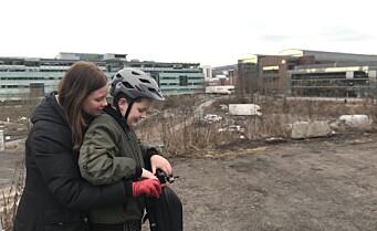 Familien Frøyland flytter etter tolv år med uforutsigbarhet og brutte løfter i Nydalen