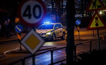Kvinnelig realitystjerne (25) i kokainrus uten førerkort stakk fra politiet i Porsche. Unngikk så vidt å kjøre ned fotgjenger på Frogner