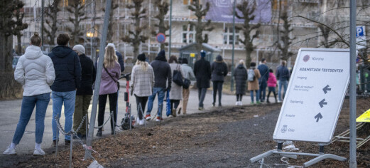 Smitten vokser raskest blant barn i Oslo