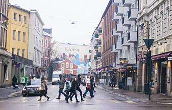 Rekordhett boligmarked i Oslo