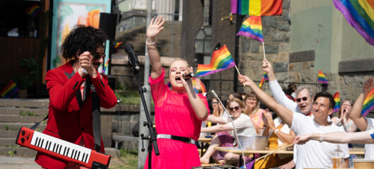 Vil kåre årets Oslo Pride-låt. Kanskje blir det låta di ...