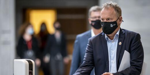 Ny testrekord i Oslo – Raymond Johansen venter svært høye smittetall