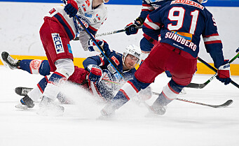 Vålerenga hockeys elite trener for fullt igjen. Fortsatt ligaspill er i det blå